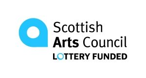 Scottish Arts Council Lottery Funded Logo